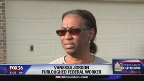 Without paycheck, federal worker could lose it all