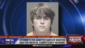 Attorney of admitted Santa Fe gunman says his mental health is deteriorating