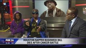 Houston rapper Bushwick Bill dies after cancer battle