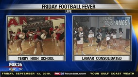 Friday Football Fever - The Battle of the Berg
