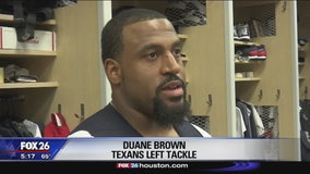 Duane Brown, NAACP Houston react to Bob McNair's comments