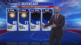 Meteorologist John Dawson FOX 26 News has YOUR GULF COAST WEATHER AUTHORITY Facebook Quickcast