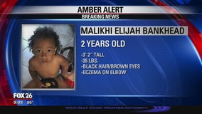 Amber Alert issued for 3-year-old boy from League City