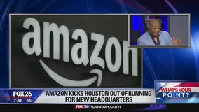 Amazon kicks Houston off the list