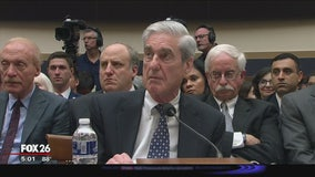 Robert Mueller tells Congress he did not clear Trump of obstruction of justice