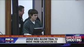 Judge will allow Santa Fe shooting trial to move from Galveston Co.