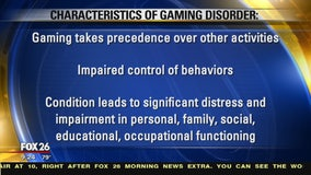 Discussion of video game addiction
