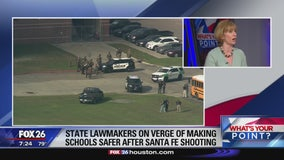Santa Fe School Shooting one year later