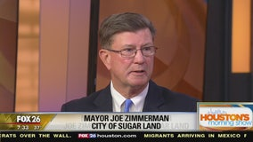 Mayor Joe Zimmerman talks Sugar Land