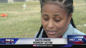 Woman a victim of theft at Webster cemetery