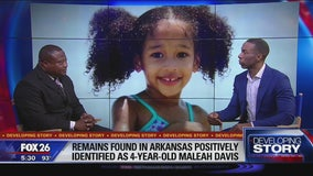 Quanell X tells FOX 26 who he feels should be held accountable in Maleah Davis' death