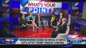 Decision to Defund Special Olympics Reversed