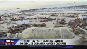 Houston faith leaders gather to discuss climate change concerns