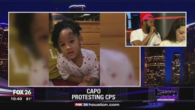 Group protests CPS over claimed failure to protect Maleah Davis