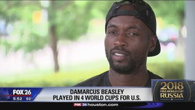 Dynamo players hopeful for FIFA World Cup in North America
