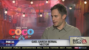 Go Backstage - 'Coco' (Gael Garcia Bernal)