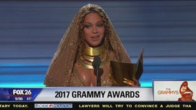 Go Backstage - 59th Annual Grammy Awards