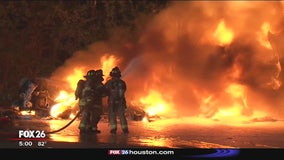 City of Houston sends pink slips laying off 68 firefighter cadets