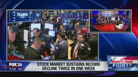 Stock market - What's Your Point 2-11-18