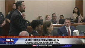Judge declares mistrial in Antonio Armstrong Jr. case