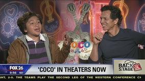 Go Backstage - 'Coco' (Benjamin Bratt & Anthony Gonzalez)