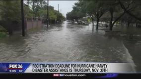 FEMA registration deadline extension
