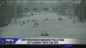 City discusses massive pollution settlement with EPA