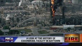 A look at the history of ExxonMobil facility in Baytown