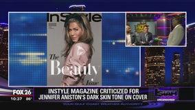 InStyle's images of Jennifer Aniston receive backlash on social media
