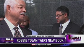 Isiah Carey to interview Robbie Tolan