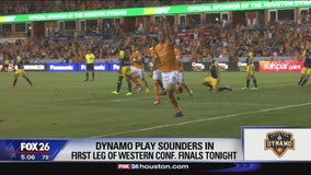 Dynamo prepares for Western Conference Finals