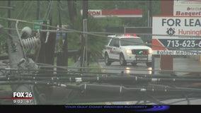 Pasadena damage was a tornado, National Weather Service says