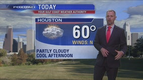 Meteorologist John Dawson FOX 26 News has YOUR GULF COAST WEATHER AUTHORITY Facebook Forecast for TODAY