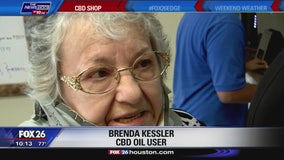 The Debrief - CBD oil shop opens