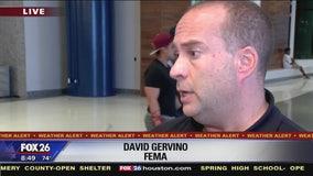 FEMA registration for Harvey flood evacuees