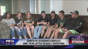 Santa Fe students reflect one year after deadly shooting