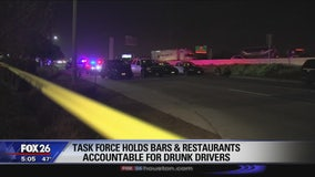 Task force holds bars and restaurants accountable for drunk drivers