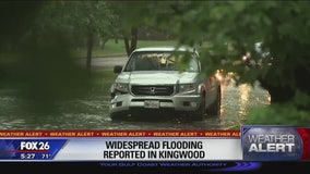 City councilman Dave Martin discusses safety, Kingwood flooding