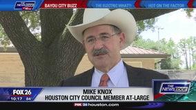Bayou City Buzz - paying to park at Memorial Park