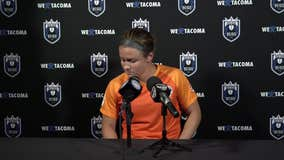 Christine Nairn post-match comments on June 2