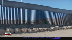 The border wall discussion