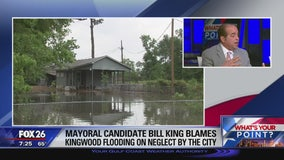 Kingwood Flooding Blamed on City of Houston