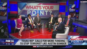 Austin bombings reason for more dollars to fight terrorist threats - What's Your Point?