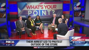 What's Your Point? - Starbucks arrests