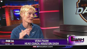 Houston Dash open season on March 25