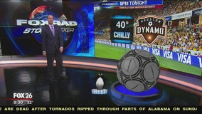 Houston Dynamo 'Hot Chocolate' forecast