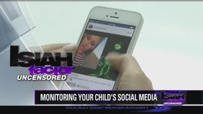 Monitoring your child's social media