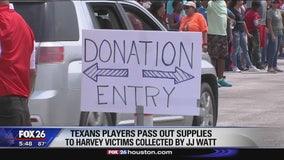 J.J. Watt raises more than $18 million for Hurricane Harvey relief