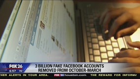 Fake Facebook accounts