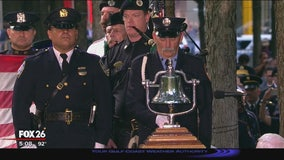People across America remembering 9/11